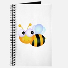 Cute Cartoon Bumble Bee Journal