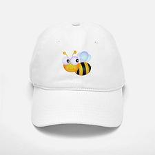 Cute Cartoon Bumble Bee Baseball Baseball Cap