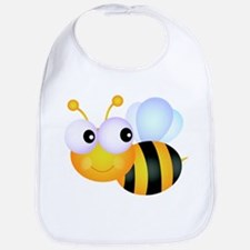 Cute Cartoon Bumble Bee Bib
