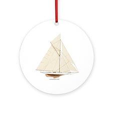 Vigilant Ornament (Round)