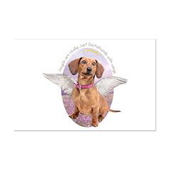 Dachshund Angel Posters