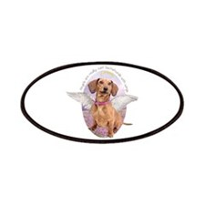 Dachshund Angel Patches