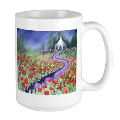 Heaven On Earth Large Mug