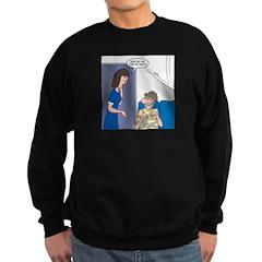 Airline Seatbelt Issues Sweatshirt
