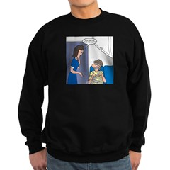 Airline Seatbelt Issues Sweatshirt