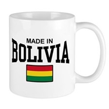 Made In Bolivia Mug