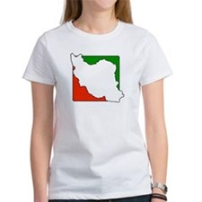Iran Outline Tee