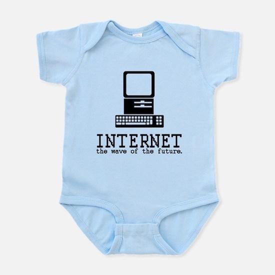 Internet Infant Bodysuit