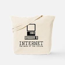 Internet Tote Bag
