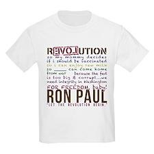 ron paul tike T-Shirt