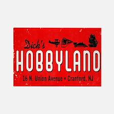 Dick's Hobbyland Rectangle Magnet