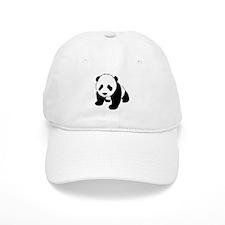 Baby Panda Cub Crawling Baseball Cap