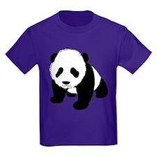 Baby Panda Cub Crawling T