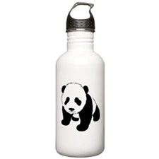 Baby Panda Cub Crawling Water Bottle