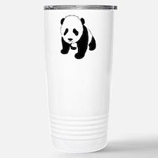 Baby Panda Cub Crawling Travel Mug