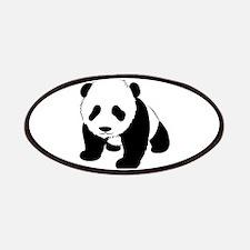 Baby Panda Cub Crawling Patches