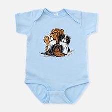 CKCS 2nd Generation Infant Bodysuit