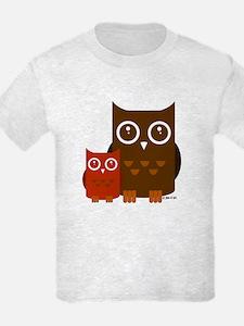 Cute Owls T-Shirt