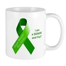 Organ Donor Mug