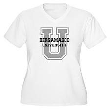 Bergamasco UNIVERSITY T-Shirt