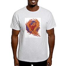 Phoenix Ash Grey T-Shirt