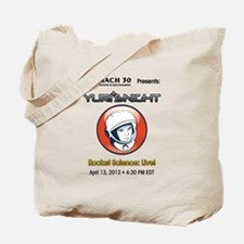 Yuri's Night 2013 Tote Bag