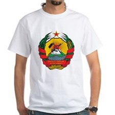 mozambique_coa_Black1 T-Shirt