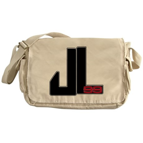 JL99inlay Messenger Bag