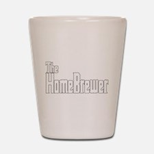 The HomeBrewer Shot Glass