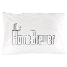 The HomeBrewer Pillow Case