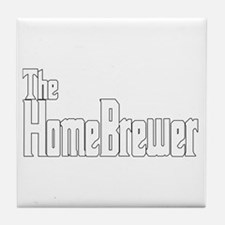 The HomeBrewer Tile Coaster