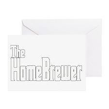 The HomeBrewer Greeting Card