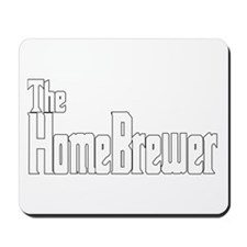 The HomeBrewer Mousepad