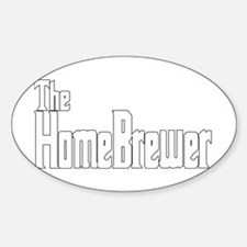 The HomeBrewer Decal