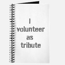 Volunteer as Tribute Journal