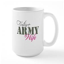 Future Army Wives Mug