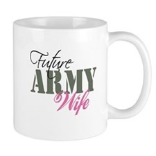Future Army Wives Mug