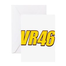VR46Line Greeting Card