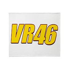 VR46Line Throw Blanket