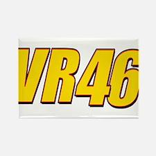 VR46Line Rectangle Magnet