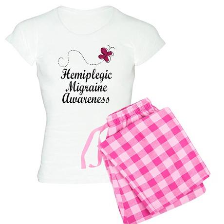 Hemiplegic Migraine Awareness Women's Light Pajama