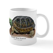 Desert Box Turtle Mug