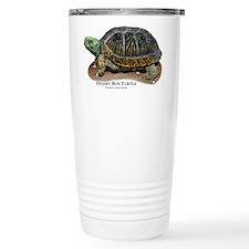 Desert Box Turtle Travel Mug