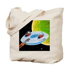 X-200 FLYING SAUCER Tote Bag