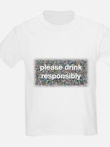 Plastic Bottles T-Shirt