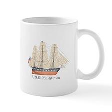 U.S.S. Constitution Mug