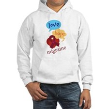 Love Hope Migraine Jumper Hoody