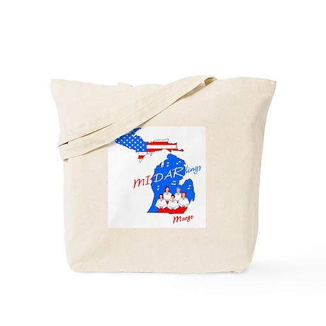 MI-DARlings (Marge) Tote Bag