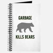 Garbage Kills Bears Journal