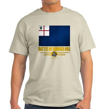 """""""Battle of Bunker Hill"""" Light T-Shirt"""
